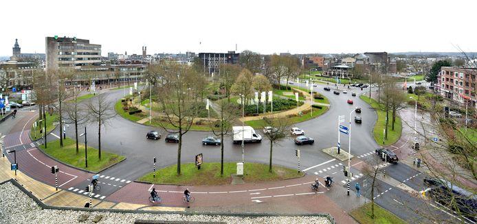 Het Keizer Karelplein is volgens RTL4 de meest onveilige verkeerslocatie van Nederland.