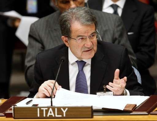 Romano Prodi.