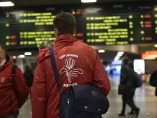 Situation paralysée à Liège et Arlon, aucun train ne circule
