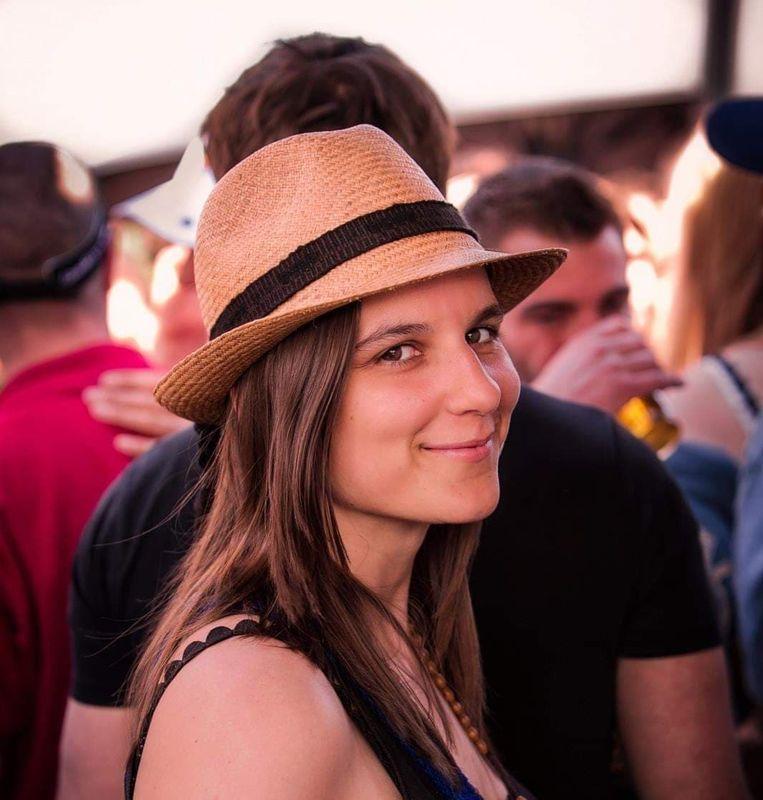 Astrid Snoeys. Beeld Kris Deplaedt - allnighters.net