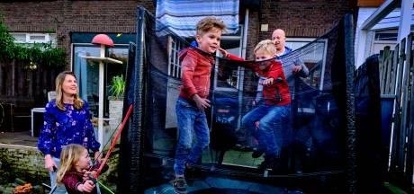 Groot hart en ruimte in huis: familie Geertsma biedt een rustplek aan mensen die vastlopen