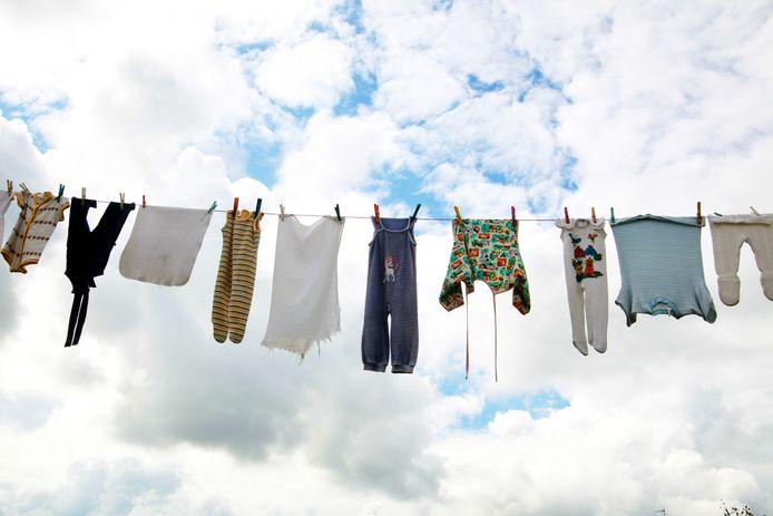 Hoe krijg je goedkoop je wasgoed droog