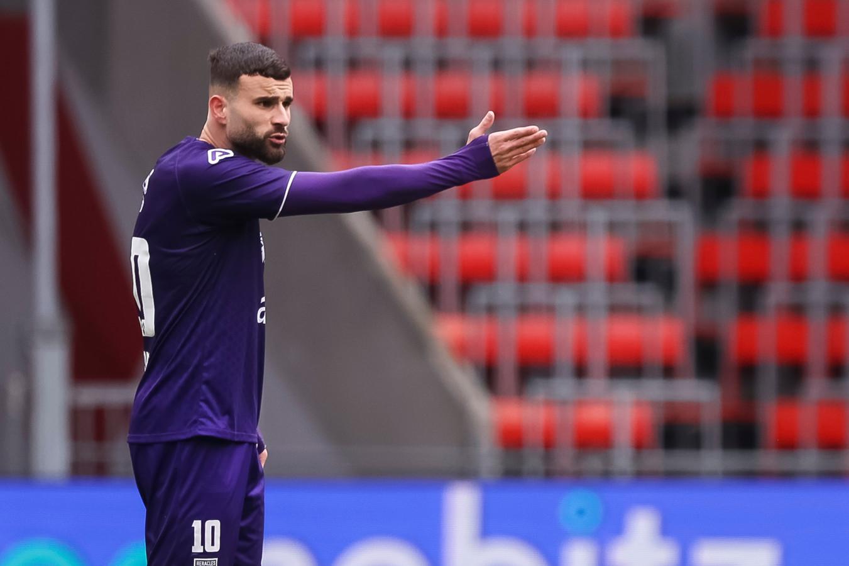 Rai Vloet groeide als voetballer op bij PSV, maar kon in Eindhoven niet het verschil maken.