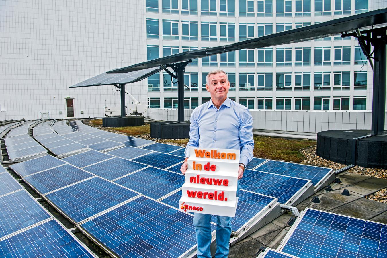 Voorzitter Willem Hofman van de ondernemingraad van Eneco is namens het personeel fel tegen verkoop, zolang er geen harde garanties zijn over werkgelegenheid en duurzaamheid.