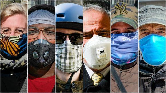 Mondmaskers in alle soorten en maten.