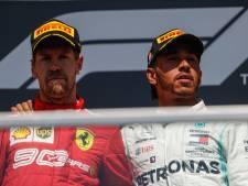 Woedende Vettel: Dit is niet eerlijk
