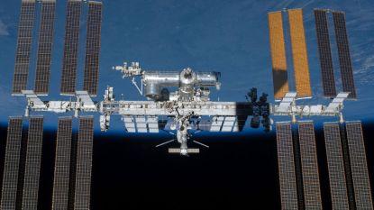 """Verhoogde concentratie benzeen in ruimtestation ISS gemeten: """"Bemanning loopt geen gevaar"""""""
