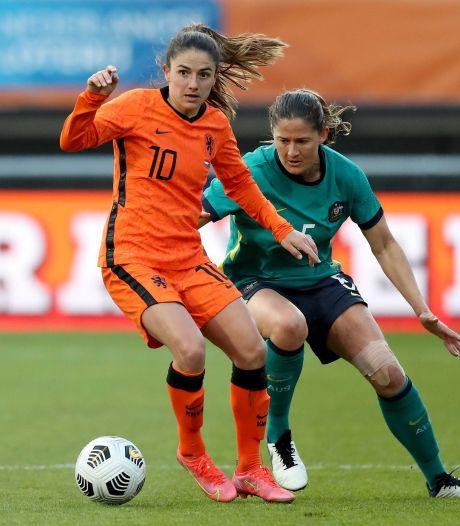 Oranje kan vol vertrouwen richting Olympische Spelen na ruime zege op Australië