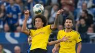 Witsel en T. Hazard mogen blij zijn met puntje tegen Schalke - Bayern op kop, Lewandowski vestigt historisch record