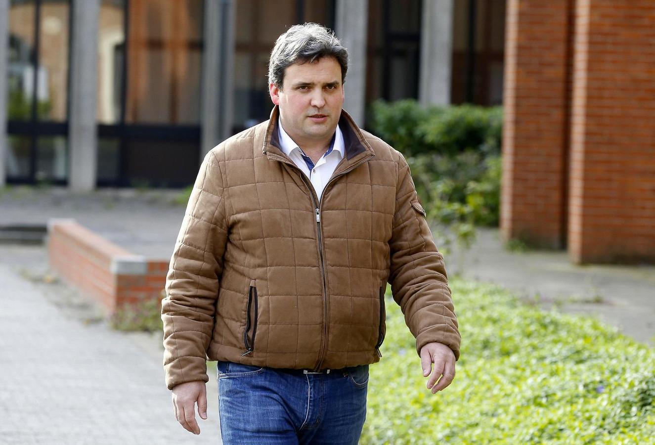 Peter Gyselbrecht is samen met journalist Bart Aerts veroordeeld voor het misbruik van inzagerecht. (archiefbeeld)