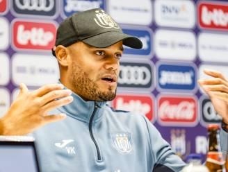 """Kompany wil dat Anderlecht zichzelf tegen Beerschot eindelijk beloont: """"Tijd om de puntjes op de 'i' te zetten"""""""
