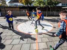 Basisscholen krijgen 'bewegend' schoolplein