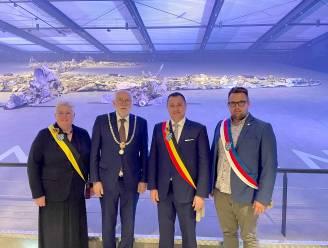 """Nieuw Lancasterpaviljoen in Nederlands oorlogsmuseum van Overloon officieel geopend: """"Mooi plaatsje voor bommenwerper die neerstortte in Bunsbeek"""""""