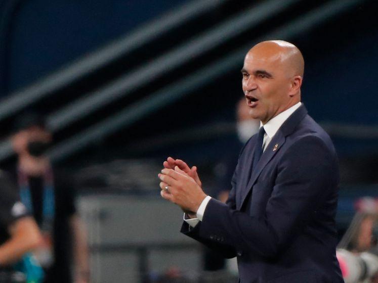 """Martínez: """"Vooral blij dat Hazard, Witsel en De Bruyne weer meespelen"""""""