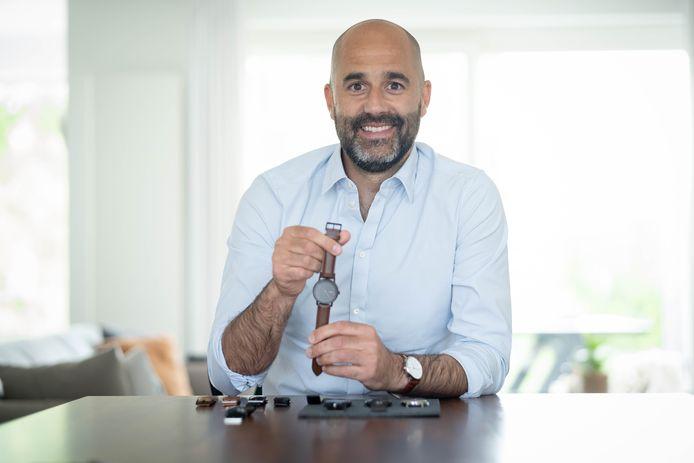 Kevin Perez lanceert horlogemerk ARTUUR