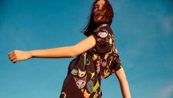 'Beste dj van het land' Amélie Lens ontwerpt een kledingcollectie voor CKS