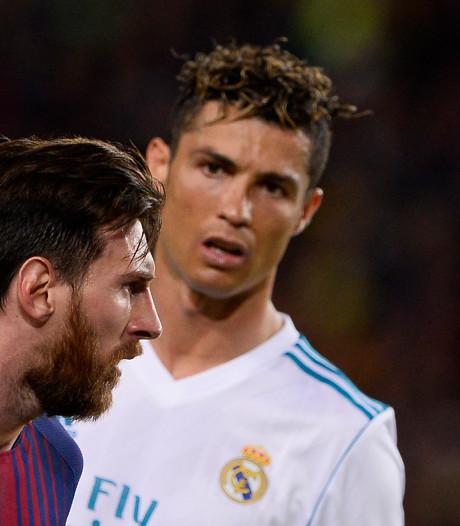 """Cristiano Ronaldo: """"La différence avec Messi? J'ai joué et gagné la C1 avec différents clubs"""""""