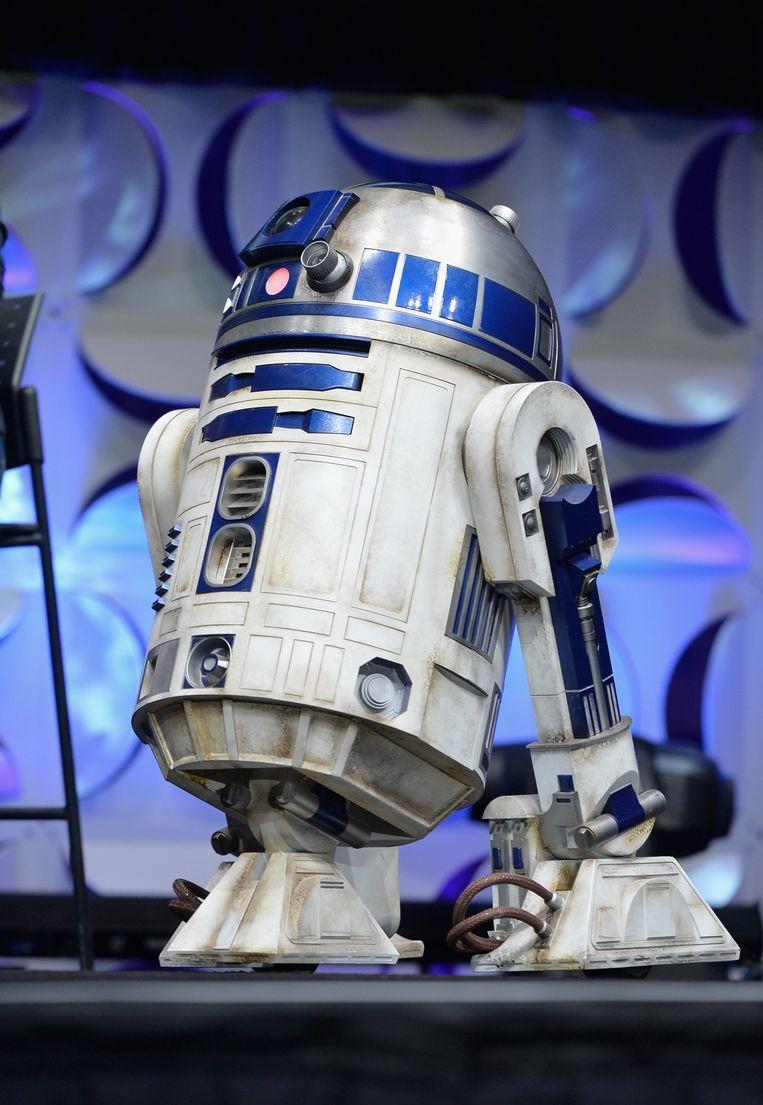 R2-D2. Beeld getty
