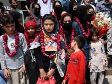 De jeunes footballeuses afghanes trouvent refuge au Pakistan