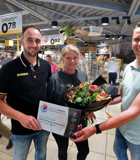Pluim van Halderberge gaat naar opstartgroep van ondernemersvereniging Hoeven