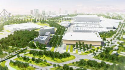 Cofinimmo en CFE bouwen Congrescentrum op Heizel
