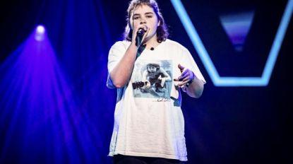 Diepenbeekse Anouk (14) zingt klassieker in The Voice Kids