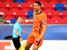 Cody Gakpo in grootse doen bij succesvol Jong Oranje, PSV'er bij vier goals betrokken