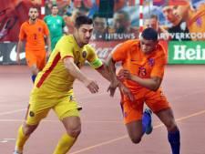 Zaalvoetballers in WK-kwalificatie tegen gastland Bulgarije