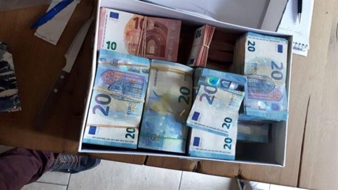 Het geld zat 'dubieus verpakt'