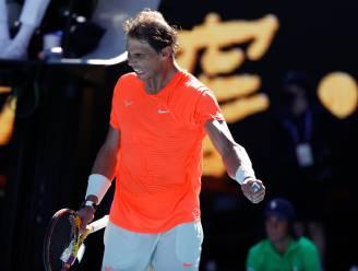 AUSTRALIAN OPEN. Tweevoudig winnares Azarenka meteen uitgeschakeld, Nadal en Tsitsipas laten zich niet verrassen