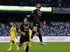Napoli herovert koppositie na ruim zege tegen Bologna