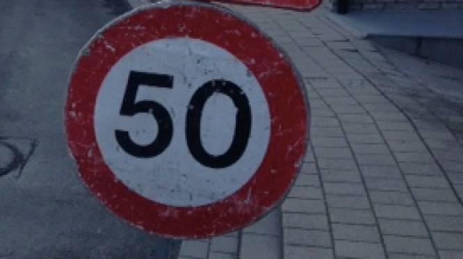Tien dagen rijverbod voor te snelle taxichauffeur in Kortrijk