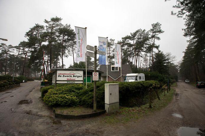 Vakantiepark De Zwarte Bergen in Luyksgestel.