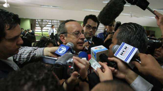 Ex-president Costa Rica veroordeeld voor corruptie
