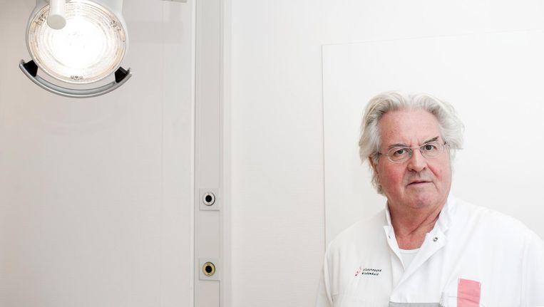 'Ik hou van opereren, maar ik wil wel iets mooier of beter maken' Beeld Cindy Baar