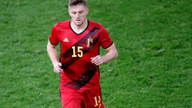 Diables Rouges: Thomas Meunier blessé, Thomas Foket rappelé