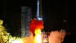China lanceert succesvol telecomsatelliet