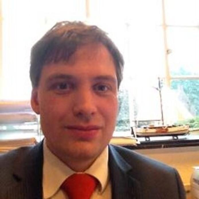 Joost Wery is sinds 1 september partner bij de Nederlands-Duitse praktijk