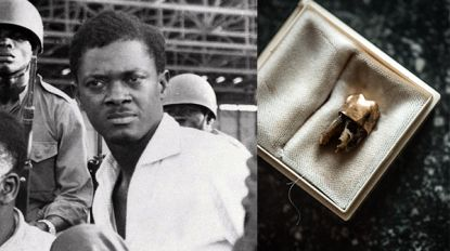 Het mysterie van de tand van Lumumba: hoe het enige overblijfsel van de vermoorde vrijheidsstrijder in het Justitiepaleis terechtkwam