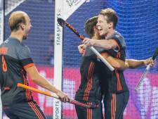 Hockeyers na shout-outs naar WK-finale