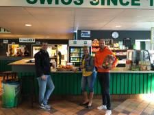 Voetballers Owios kunnen terecht in 'gezonde kantine'
