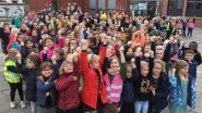 """Basisschool Eindhout houdt Stip-It-actie: """"Iedereen mee tegen pesten"""""""