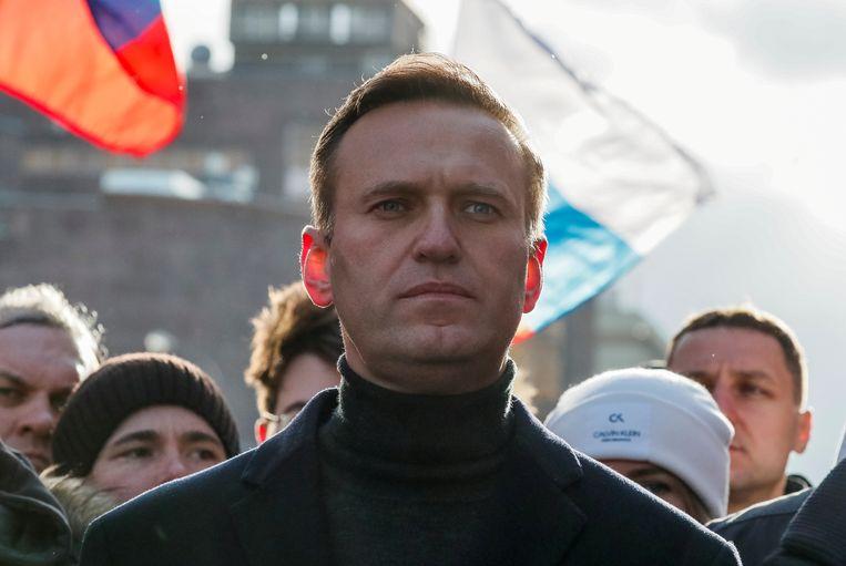 Aleksej Navalny. Beeld REUTERS