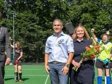 Maurice Tax koninklijk onderscheiden voor inzet Mixed Hockeyclub Ede