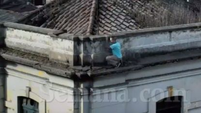 """Nederlandse drugstoerist ontsnapt aan Colombiaanse maffia in Bogotá"""