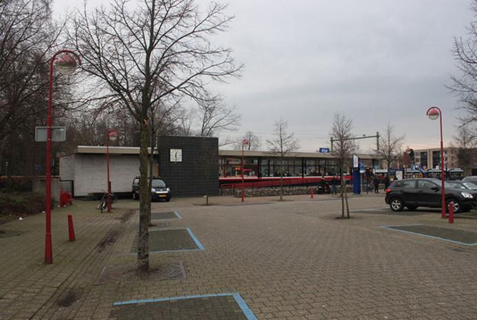 Stationsplein Etten-Leur.