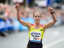 Kim Dillen tiende in marathon Berlijn