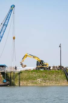 Bouw van Drutense haven is begonnen