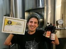 Wassenaarse brouwer bekroond tijdens Beer Awards
