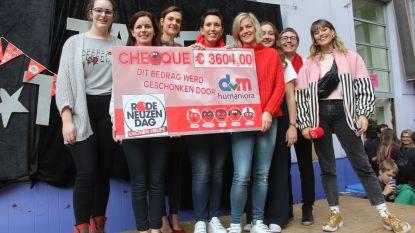 DvM Humaniora zamelt 3.604 euro in voor Rode Neuzen Dag